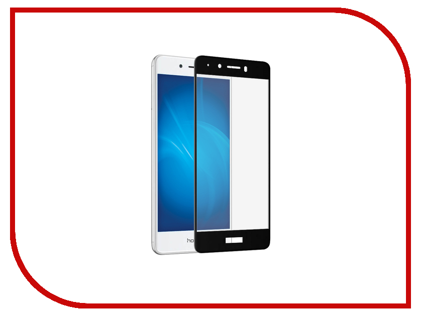 Аксессуар Защитное стекло Huawei Honor 6C Gecko 5D FullScreen 0.26mm Black ZS26-GHH6C-5D-BL аксессуар защитное стекло sony xa1 gecko full screen 0 26mm 2d black zs26 gsonyxa1 2d bl