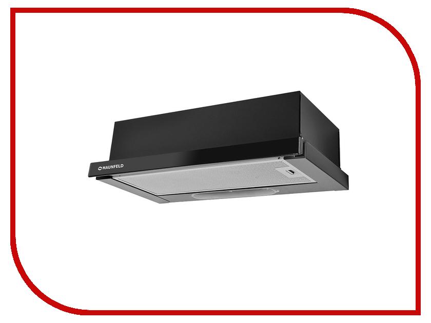 Кухонная вытяжка Maunfeld VS Light Glass 60 Gl Black