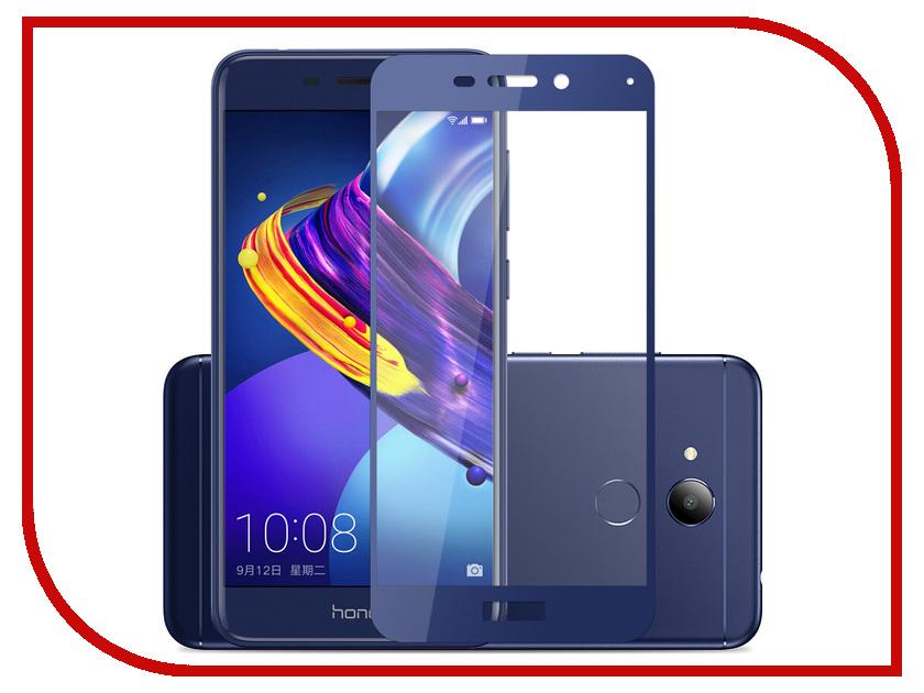 Аксессуар Защитное стекло для Huawei Honor 6C Pro Gecko 5D FullScreen 0.26mm Light Blue ZS26-GHH6C-Pro-5D-Blue аксессуар защитное стекло lenovo phab 2 pro gecko 0 26mm zs26 glenphad2pro