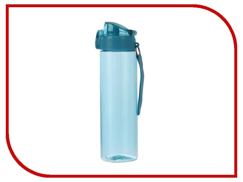 Бутылка Be First 700ml Blue SN2035-Blue-no бутылка для воды mizu m8 800ml st blue light blue loop cap