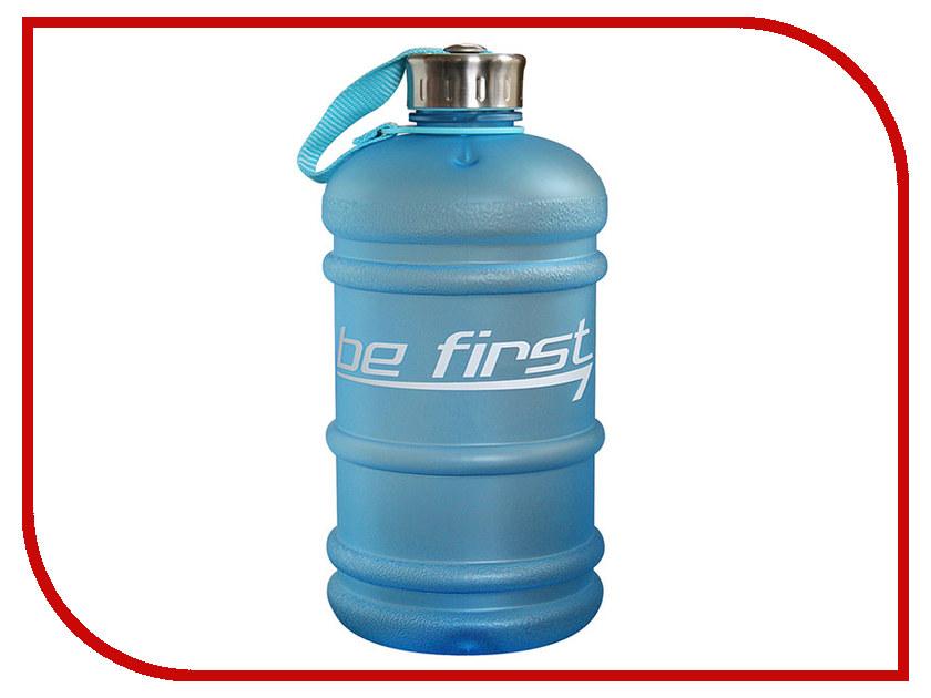Бутылка Be First 2.2L Aqua Matt TS 220-FROST-AQUA