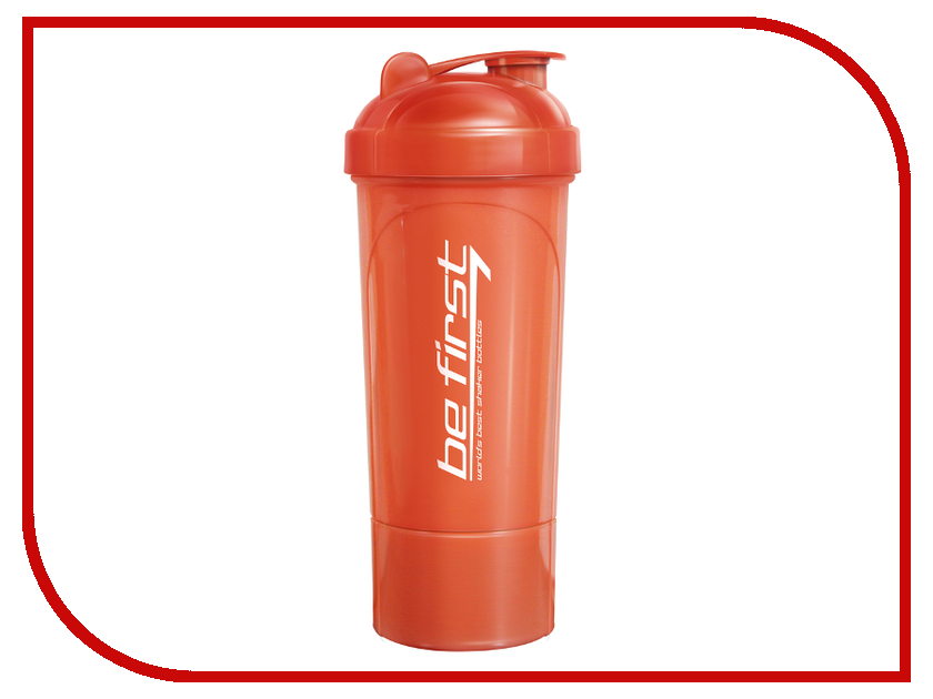 Шейкер Be First 350ml Coral TS 1349-CORAL
