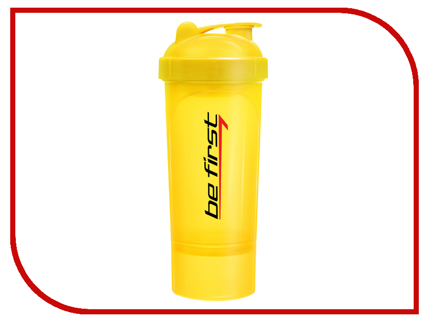 Шейкер Be First 350ml Yellow TS 1349-YE