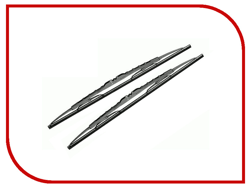 Щетки стеклоочистителя Bosch ECO 500/500mm 3 397 005 161 щетки стеклоочистителя bosch aero 500mm 3 397 008 535