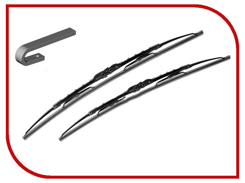 цена на Щетки стеклоочистителя Bosch Twin 600/530mm 3 397 001 801