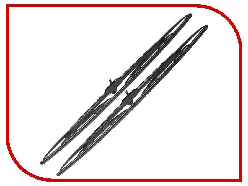 Щетки стеклоочистителя Bosch Twin 700/700mm 3 397 001 532 щетки стеклоочистителя bosch twin nkw 700mm 3 397 004 080