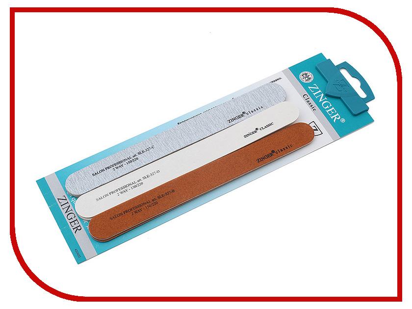 Аксессуар Маникюрный набор Zinger SIS-55 аксессуар маникюрные ножницы zinger 1312 pb sh salon zp