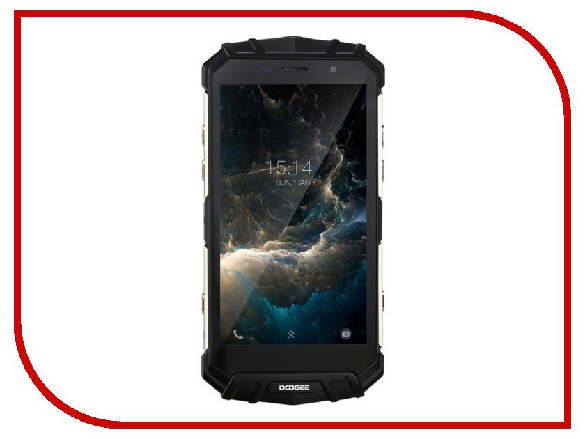 Сотовый телефон DOOGEE S60 Lite Black мобильный телефон doogee mix lite синий