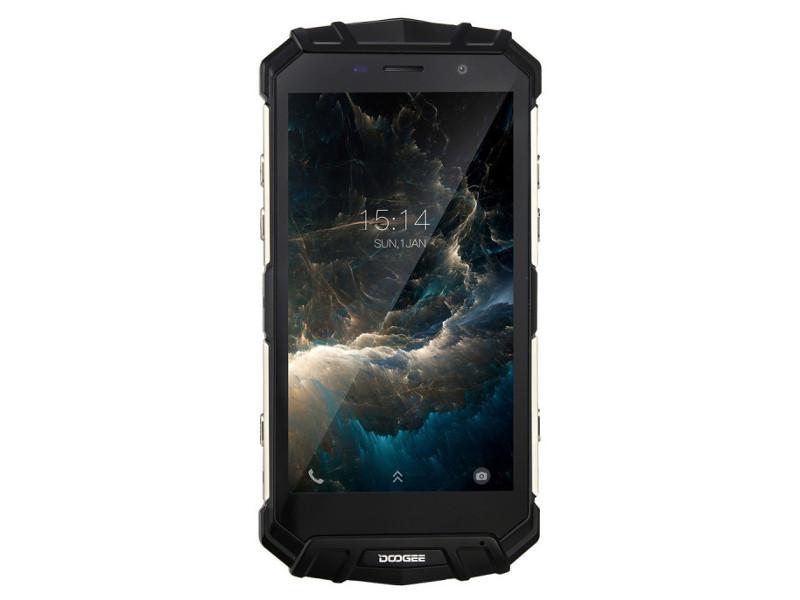 Сотовый телефон Doogee S60 Lite Black doogee защищенный смартфон doogee s60 lite золотой gold