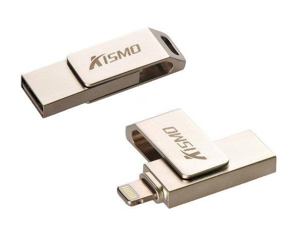 Фото - USB Flash Drive Kismo/iDrive iPhone/iPad 16Gb 901089 статуэтка куропатка фарфор роспись ссср лфз 1970 1980 е гг