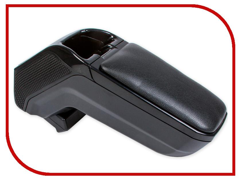 Подлокотник с бардачком Arnezi A1002003 Black