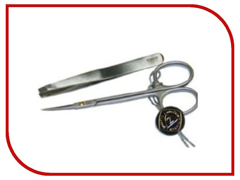 Аксессуар Маникюрный набор Zinger SIS-158 маникюрный набор zinger ms 7104s