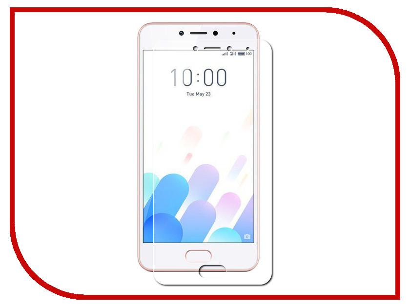 Аксессуар Защитное стекло Meizu M5c (5) Red Line Tempered Glass аксессуар защитное стекло htc desire 830 red line tempered glass