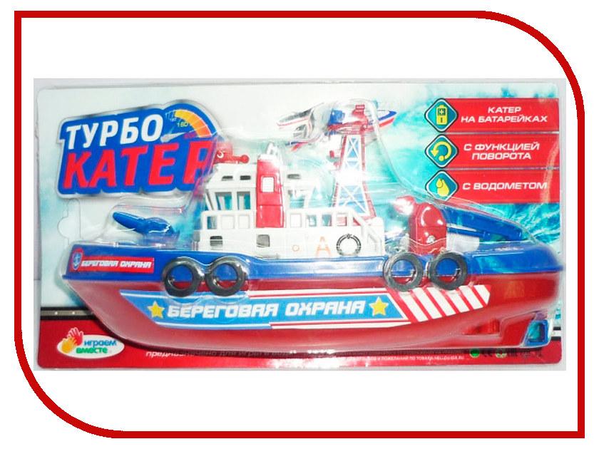 Игрушка Играем вместе Катер Береговая охрана B1433878-R
