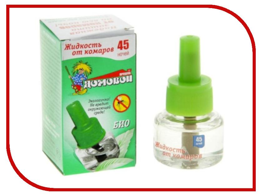 Средство защиты от комаров Домовой Прошка Л043 - жидкостной наполнитель Био Family 45 ночей