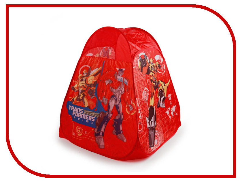 Игрушка Играем вместе Палатка Transformers GFA-0118-R