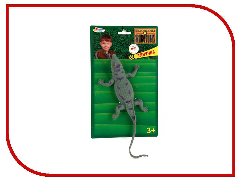 Игрушка Играем вместе Тянучка Крокодил (Ящерица) В ассортименте T51840 2015 моды крюк уха gekkonidae ящерица горячей продажи серьги стержня популярные