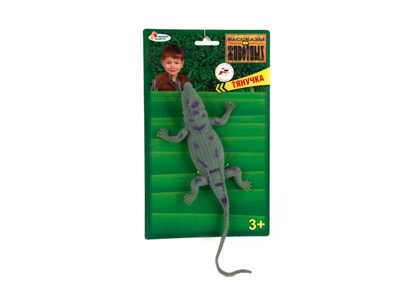 Игрушка Тянучка Играем вместе Крокодил (Ящерица) В ассортименте T51840