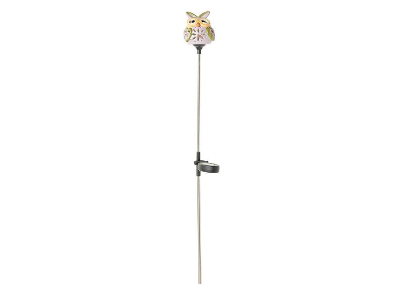 Светильник Gardman Owl Lilac L21114L