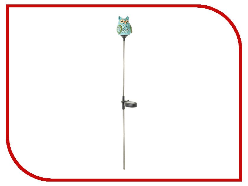 Светильник Gardman Owl Blue L21114B рюкзак hama sweet owl pink blue