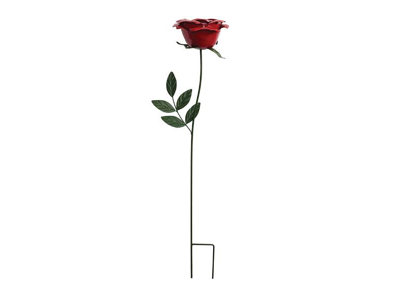 Штекер садовый Gardman Wild Rose 75cm 09876