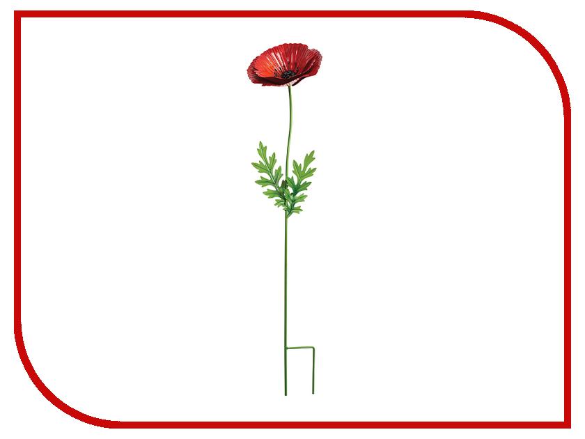 Штекер садовый Gardman Scarlet Poppy 75cm 09875 бра gardman бабочки 18557