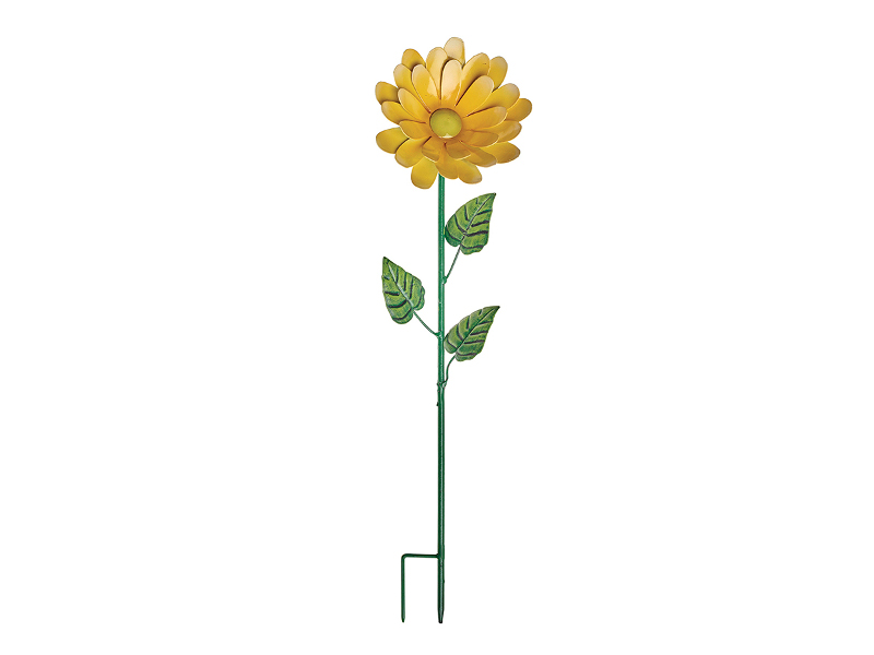 Штекер садовый Gardman Gerbera 50cm Yellow 09834
