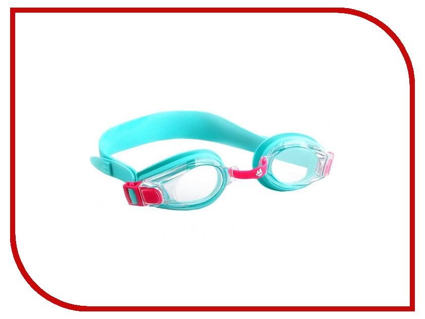 Очки детские Mad Wave Bubble Turquoise M0411 03 0 16W