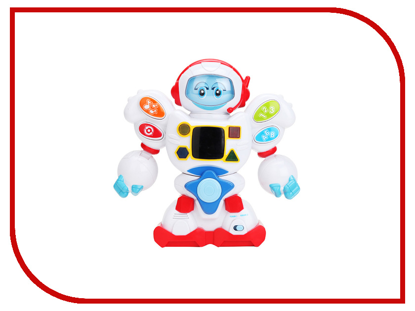 Игрушка Умка Обучающий робот Фотон WD3648-R