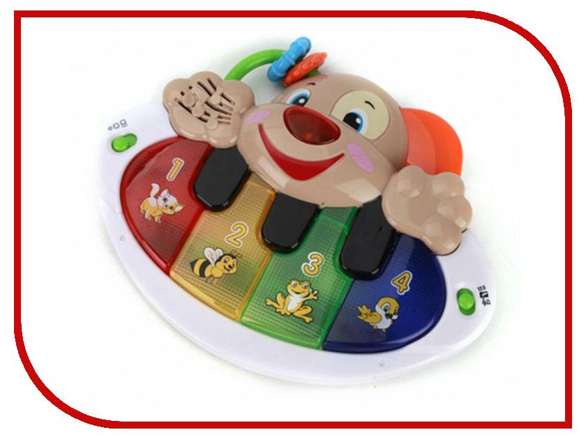 Игрушка Умка Обучающее пианино Щенок B1239489-R игрушка умка собачка b1616115 r