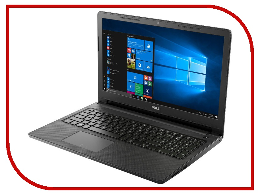 Ноутбук Dell Inspiron 3576 3576-2143 (Intel Core i5-8250U 1.6 GHz/4096Mb/1000Gb/DVD-RW/AMD Radeon 520 2048Mb/Wi-Fi/Cam/15.6/1920x1080/Windows 10 64-bit) ноутбук dell inspiron 5559 white 5559 5360 intel core i5 6200u 2 3 ghz 8192mb 1000gb dvd rw amd radeon r5 m335 2048mb wi fi cam 15 6 1366x768 windows 10 64 bit