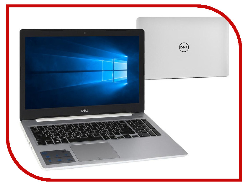 Ноутбук Dell Inspiron 5570 5570-7772 (Intel Core i3-6006U 2.0 GHz/4096Mb/1000Gb/DVD-RW/AMD Radeon 530 2048Mb/Wi-Fi/Cam/15.6/1920x1080/Linux) ноутбук dell vostro 3568 15 6 1366x768 intel core i3 6006u 3568 9378