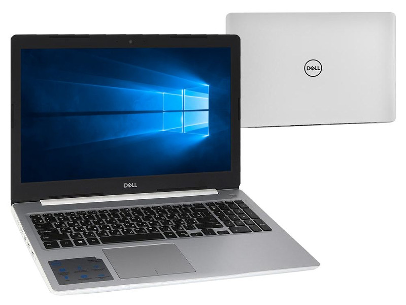Ноутбук Dell Inspiron 5570 5570-7772 (Intel Core i3-6006U 2.0 GHz/4096Mb/1000Gb/DVD-RW/AMD Radeon 530 2048Mb/Wi-Fi/Cam/15.6/1920x1080/Linux)
