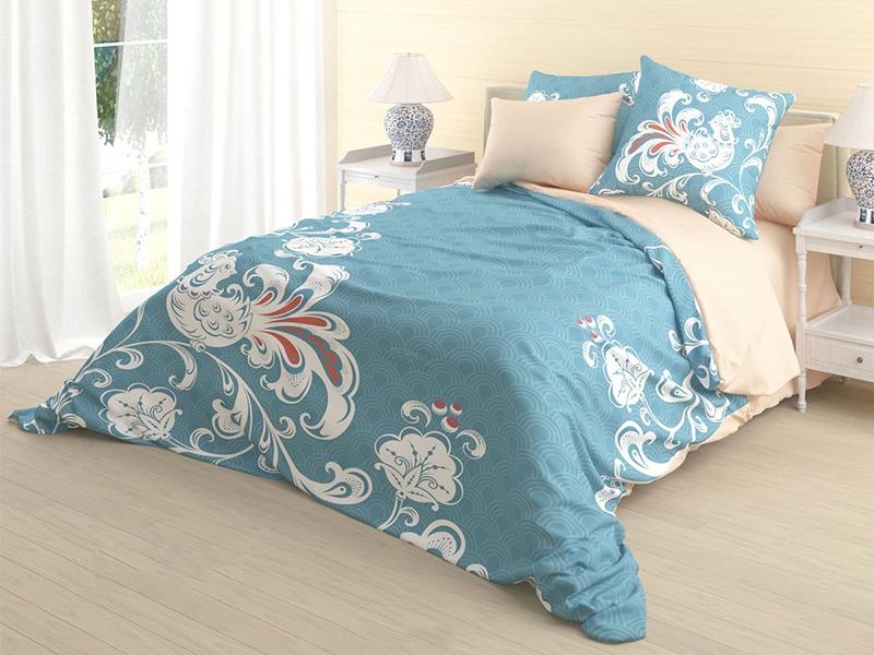 купить Постельное белье Волшебная Ночь Алярус Divo Комплект 1.5 спальный Ранфорс 718557 по цене 1309 рублей