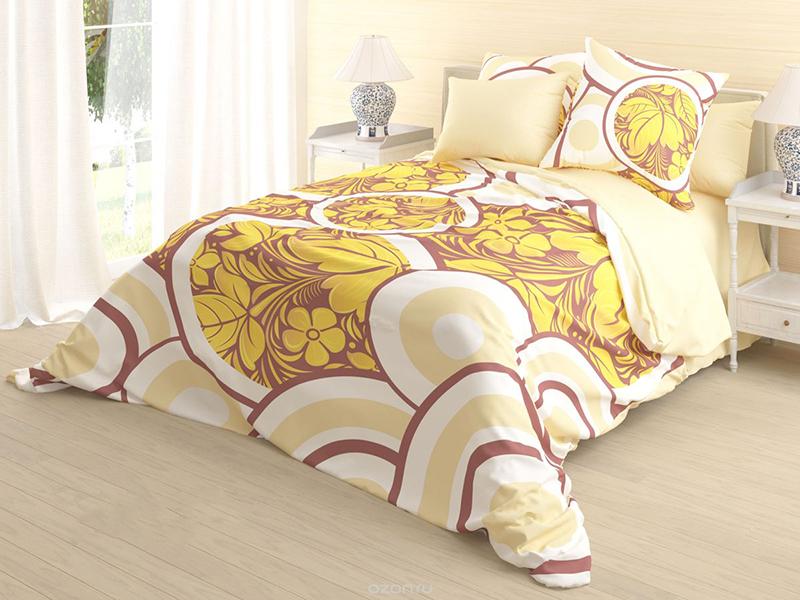 Постельное белье Волшебная Ночь Алярус Kupava Комплект 1.5 спальный Ранфорс 718609