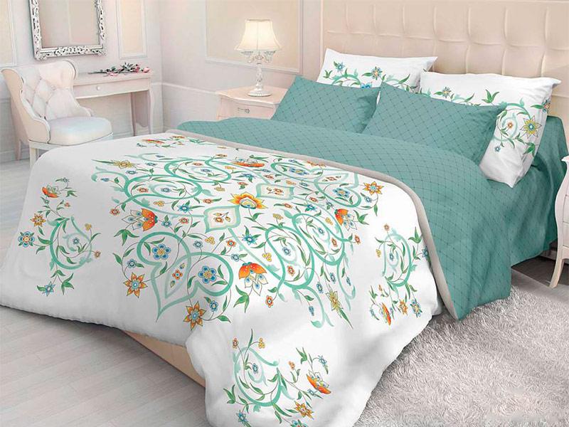 Постельное белье Волшебная Ночь Версаль Fancy Комплект 1.5 спальный Ранфорс 716266