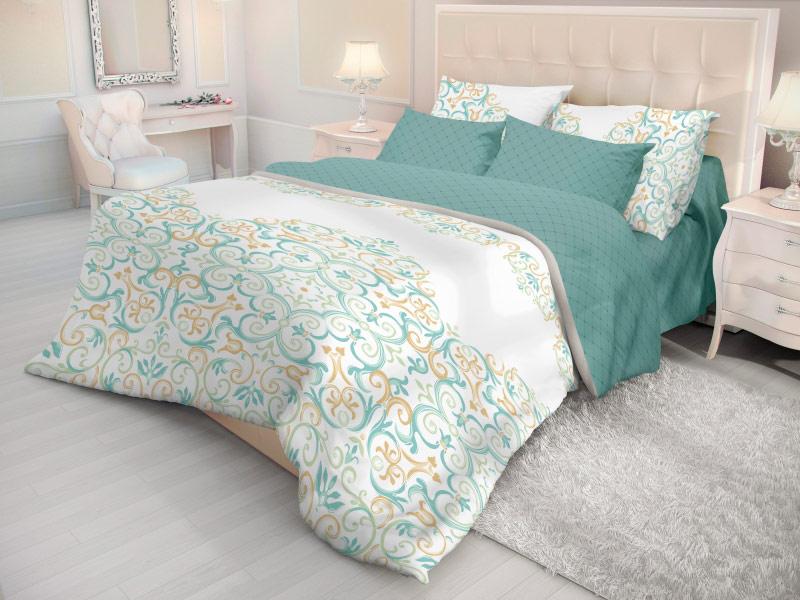 Постельное белье Волшебная Ночь Версаль Tender Комплект 1.5 спальный Ранфорс 717441