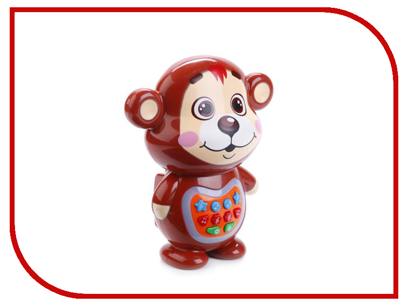 Игрушка Умка Медвежонок-Сказочник TT621-2-R игрушка умка собачка b1616115 r