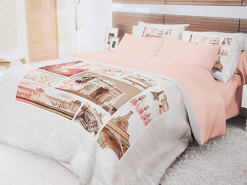 Постельное белье Волшебная Ночь Лофт Lafler Комплект 1.5 спальный Ранфорс 702166