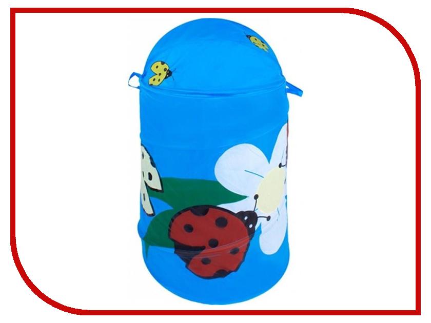 Корзина для игрушек Bony Божьи коровки XDP-065