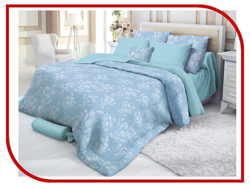 Постельное белье Verossa Trace Комплект Евро Сатин 719562 постельное белье экзотика кензо комплект евро сатин