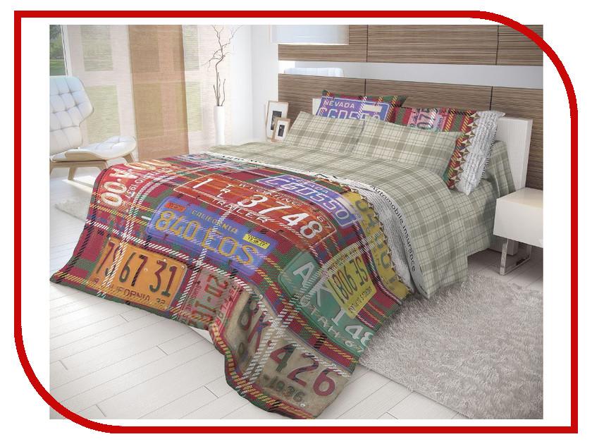 Постельное белье Волшебная Ночь Лофт Nevada Комплект 1.5 спальный Ранфорс 702159 dias de nevada