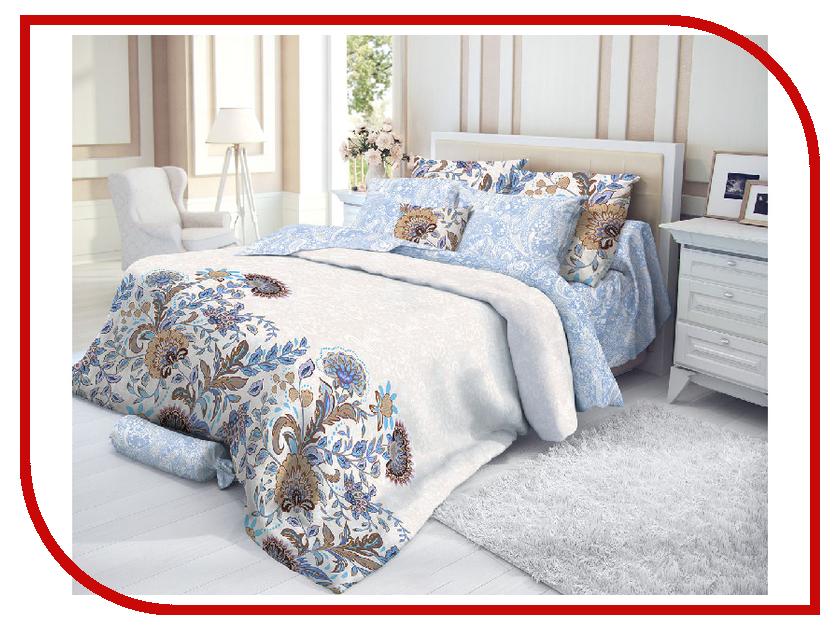 Постельное белье Verossa Ivy Комплект 1.5 спальный Сатин 719517 постельное белье verossa taurit комплект 1 5 спальный сатин 719512