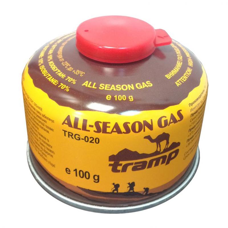 Газовый баллон Tramp 100g TRG-020 цена и фото
