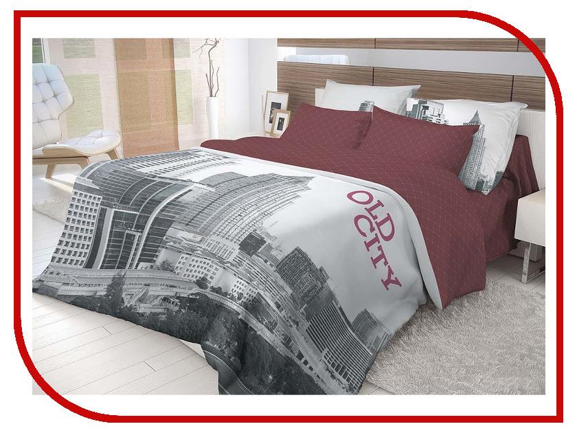 Постельное белье Волшебная Ночь Лофт Old City Комплект 1.5 спальный Ранфорс 702187 цена 2017