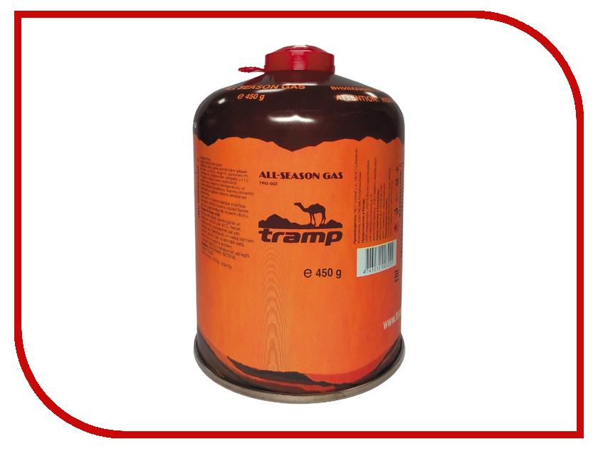 Газовый баллон Tramp 450g TRG-002 k36 450g