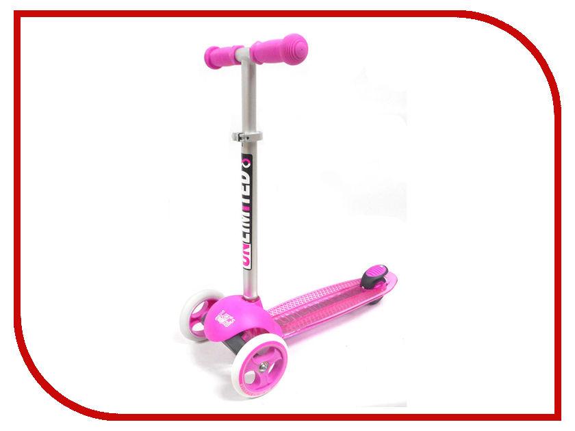 все цены на Самокат Unlimited MS05 Pink онлайн