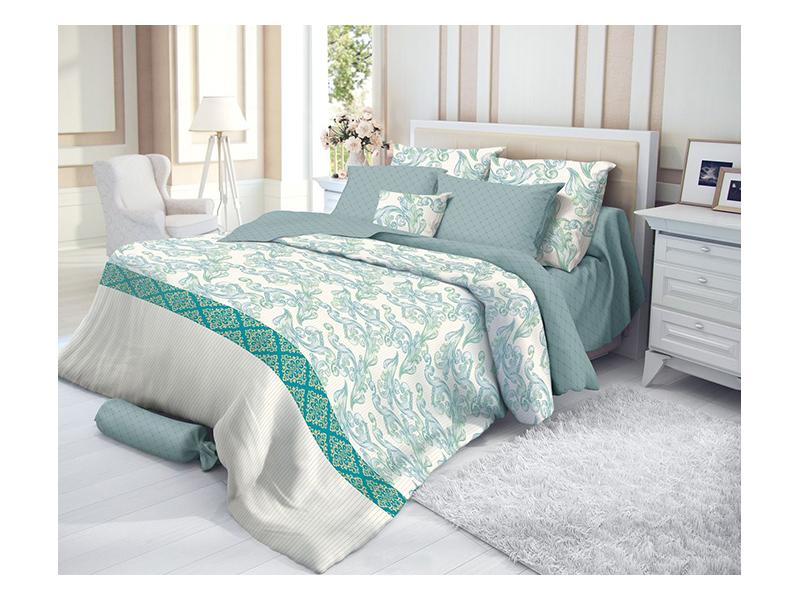 Постельное белье Verossa Azure Комплект 2 спальный Сатин 719529 цены