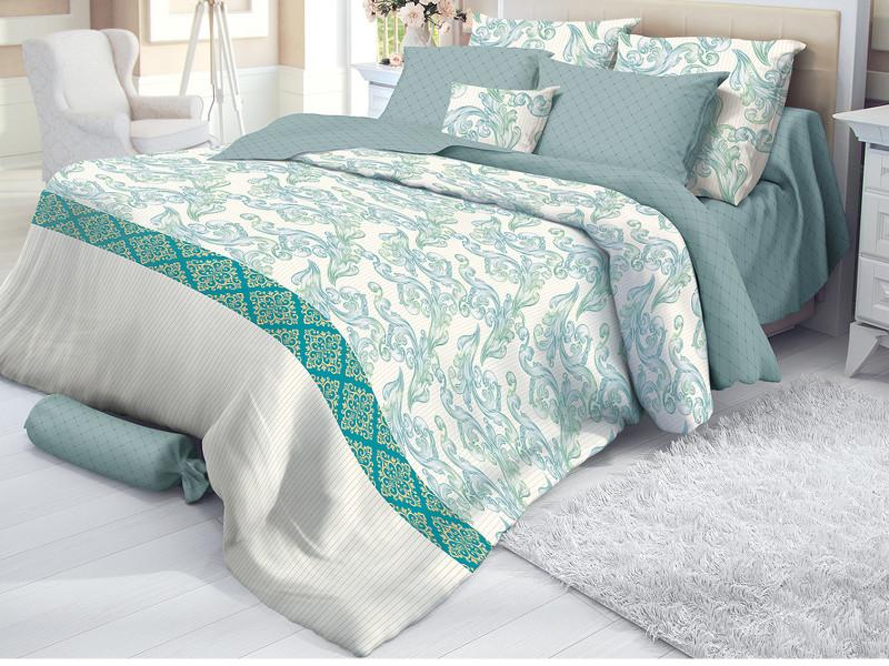 Постельное белье Verossa Azure Комплект 1.5 спальный Сатин 719500