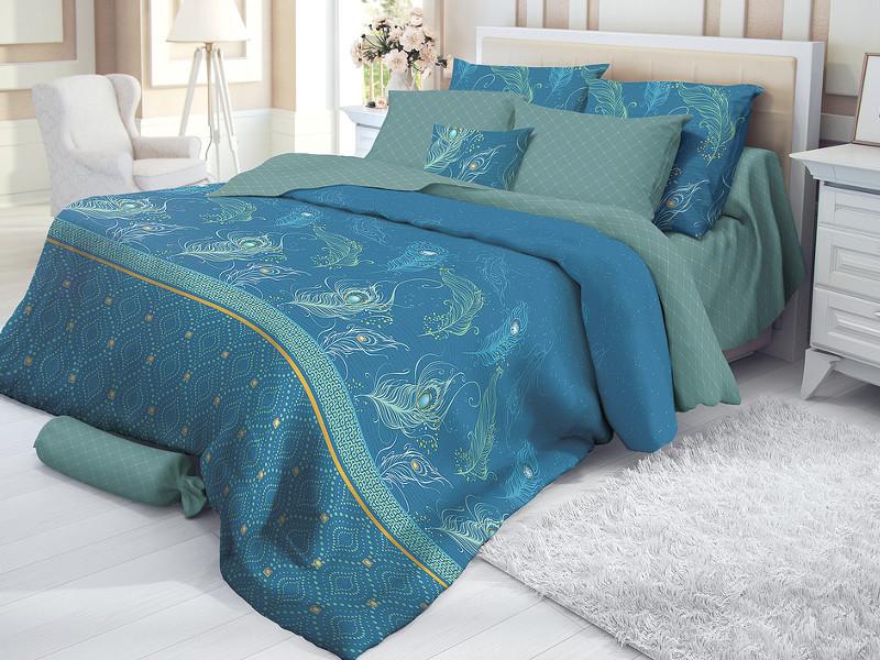 Постельное белье Verossa Emerald Комплект 2 спальный Сатин 719540 постельное белье verossa комплект 2 спальный сатин страйп blue sky 711213